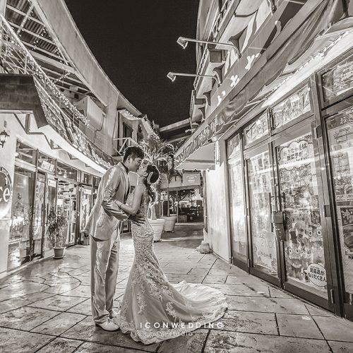 婚紗側錄,海外婚紗,日本沖繩,古宇利橋,婚紗攝影