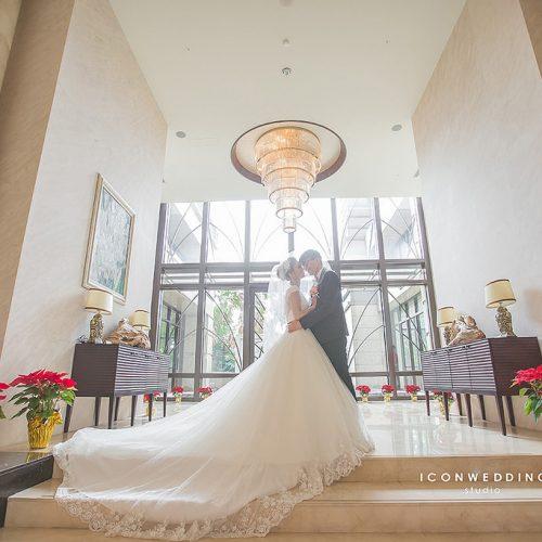 婚禮紀錄,大直典華