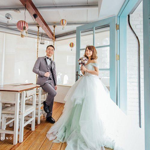 婚紗側錄,自來水博物館,陽明山滬尾砲台,婚紗攝影