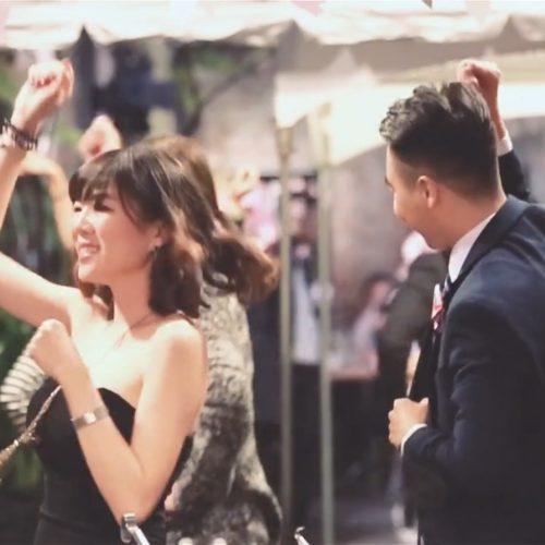 婚禮錄影,台北食尚曼谷,純宴客,婚宴景點,婚禮紀錄