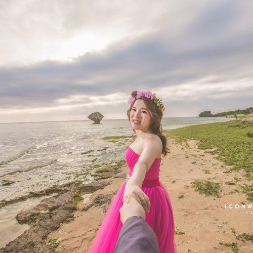 婚紗側錄,海外婚紗,日本沖繩.美國村