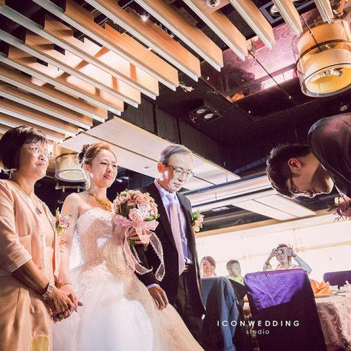婚禮紀錄,婚禮錄影,婚禮新秘,台北東區昱廚海鮮餐廳