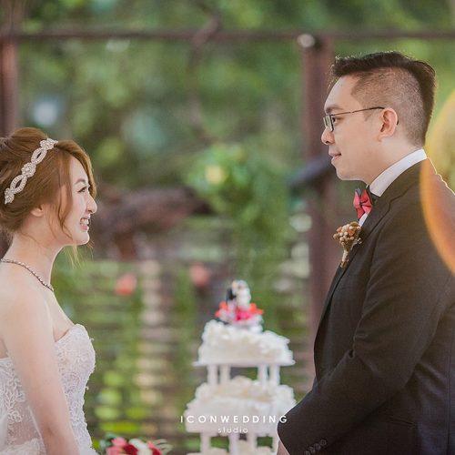 台北青青食尚花園會館,婚禮紀錄,拍婚紗