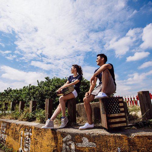 華山藝文特區,松山機場,淡水海邊