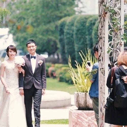 婚禮錄影,台中中僑花園飯店,儀式宴客,婚紗攝影,婚宴景點