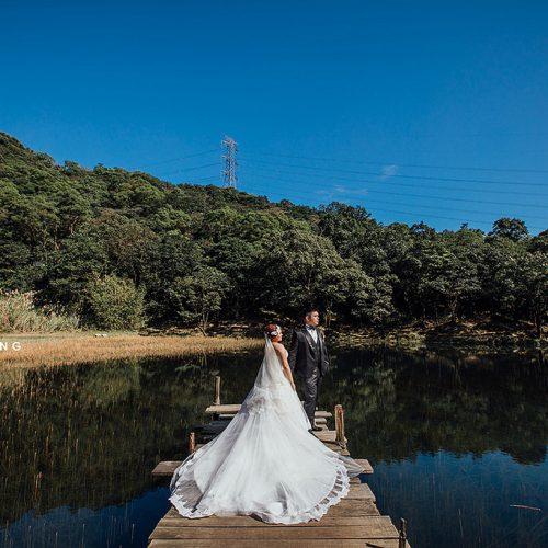 汐止夢湖,拍婚紗,婚紗景點,婚紗攝影