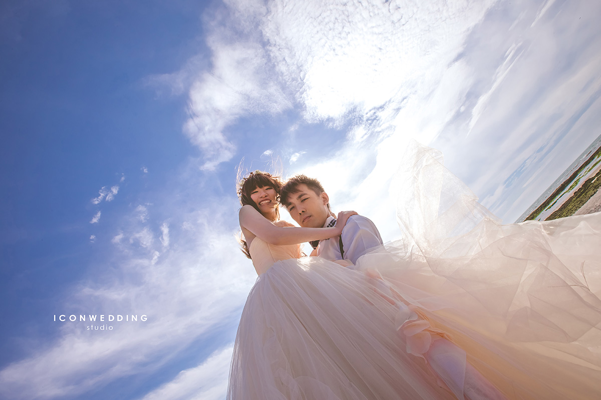 黑森林,擎天岡,海邊,婚紗攝影,拍婚紗