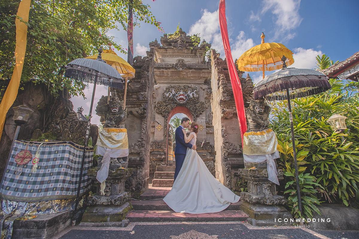 海外婚紗,峇里島婚紗,烏布市集,玩拍婚紗,海神廟