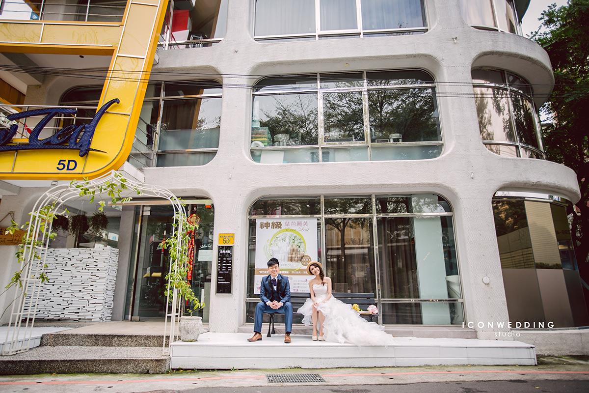 文化大學,中山北路街景,婚紗照,婚紗攝影,拍婚紗