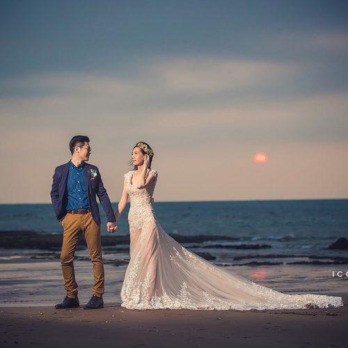 陽明山,冷水坑,婚紗側錄,婚紗攝影,婚紗景點