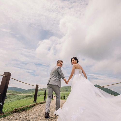 擎天崗,北投麗禧溫泉酒店,婚紗攝影,婚紗側錄