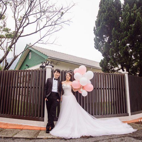 拍婚紗,黑森林,陽明山美軍宿舍,婚紗攝影,禮服出租