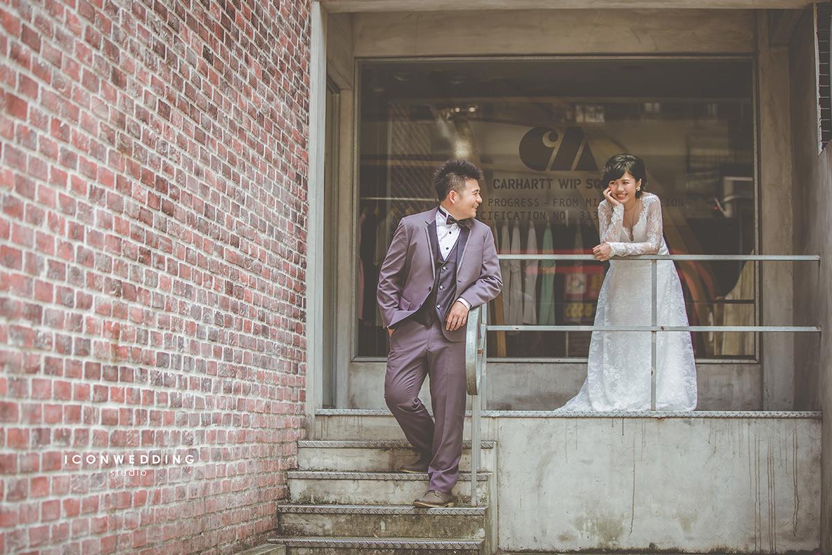 拍婚紗,東區街景,松山公園,婚紗照,婚紗攝影