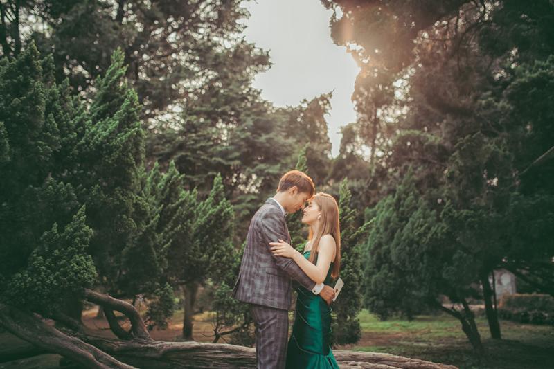 拍婚紗|花卉實驗中心。陽明山美軍宿舍