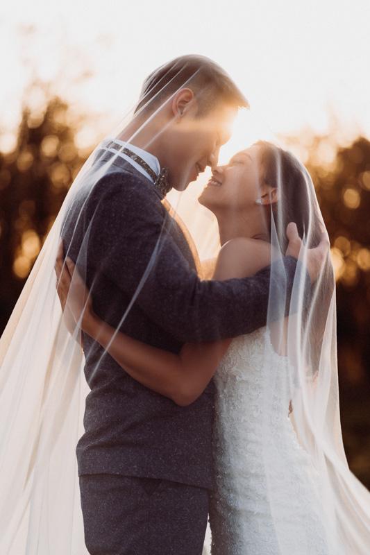 婚紗攝影, 廢墟茶園, 拍婚紗, 楓林隧道