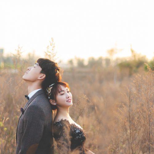 婚紗攝影, 彰濱工業區, 拍婚紗, 都會公園